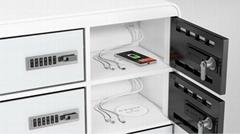 手機充電櫃 Digilock迪奇洛克 電子儲物櫃