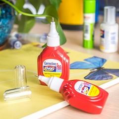 10ml 经典款涂改笔、修正液、立可白、擦擦液