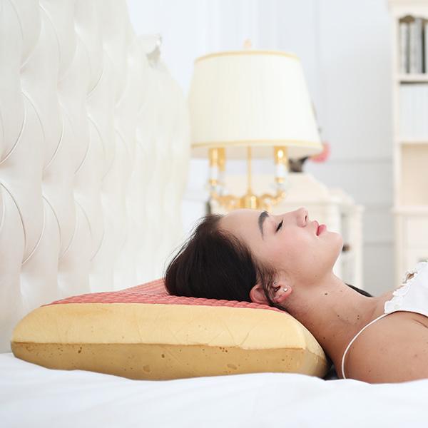 Ergonomic Memory Foam Pillow Custom Ergonomic Memory Foam Pillow Manufacturer 1