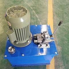 源头直发液压动力站成套液压系统微型液压站