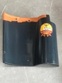 Foshan Clay glazed roof tile customized