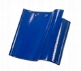 Blue color ceramic Spanish roof tile