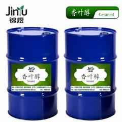 香葉醇 香天竺蔡醇 牻牛儿醇 106-24-1 Geraniol 可拿樣