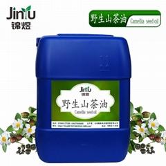 山茶籽油 基础油 食用散装冷榨纯山茶油