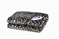 Star pattern electric overblanket