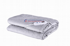 Cost fleece Heated throw rug