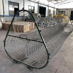 Razor Wire Barrier