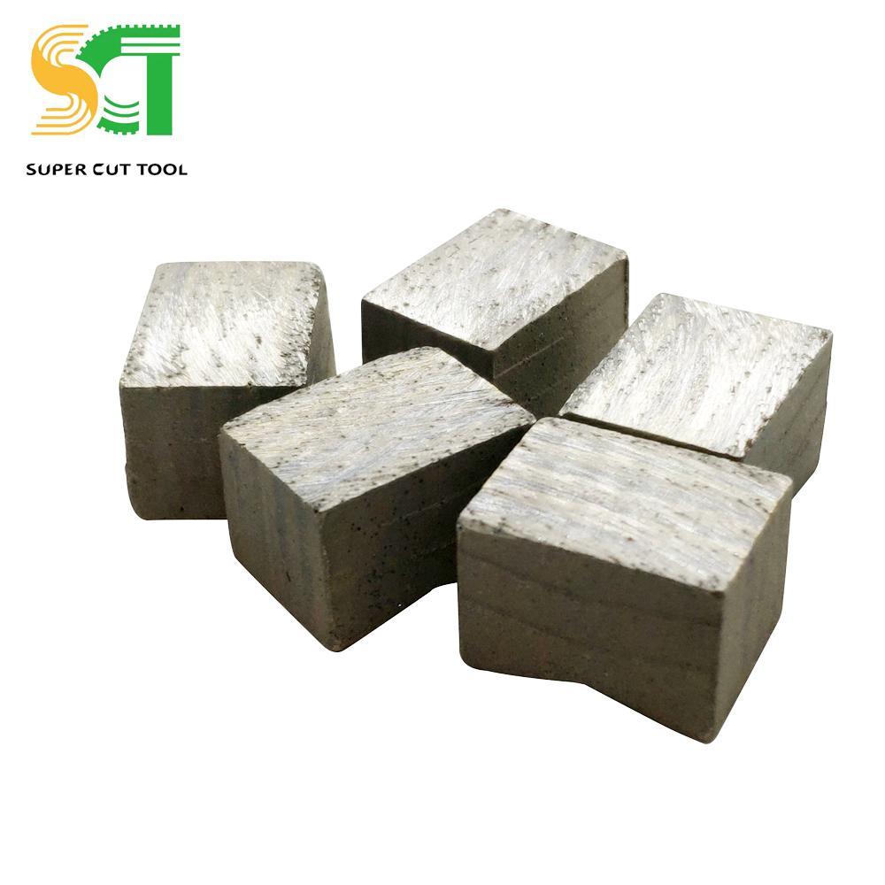 金刚石刀头用于石材锯片切割大理石和花岗岩 2