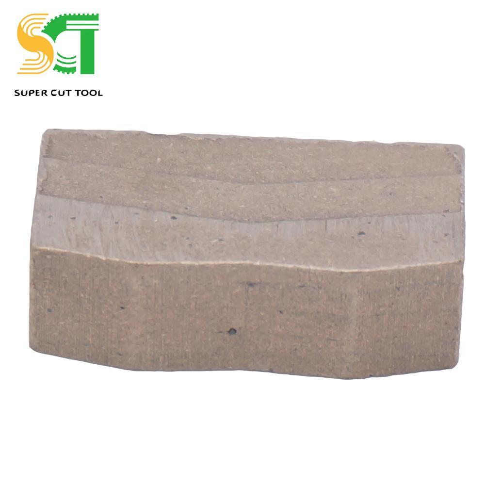 金刚石刀头用于石材锯片切割大理石和花岗岩 4