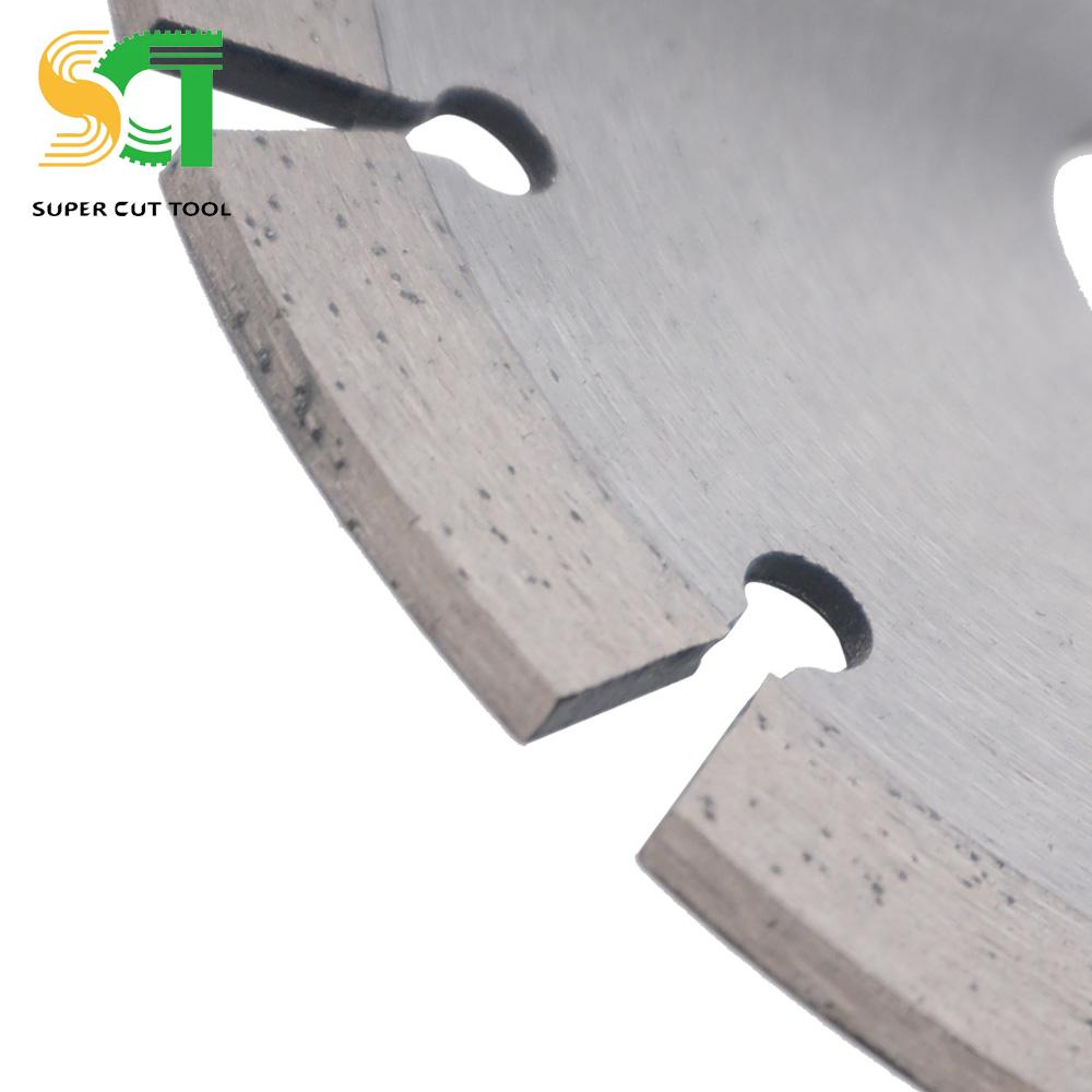 金刚石烧结圆锯片用于大理石和花岗岩石材切割 4
