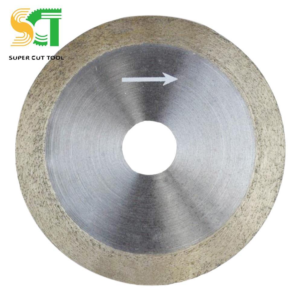 Diamond cutting disc for stone&concrete&ceramic tile dry/wet cutting
