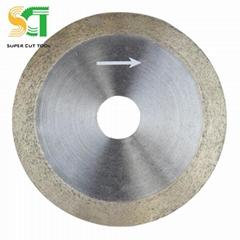 金刚石小切片用于石材混凝土瓷砖干切和湿切