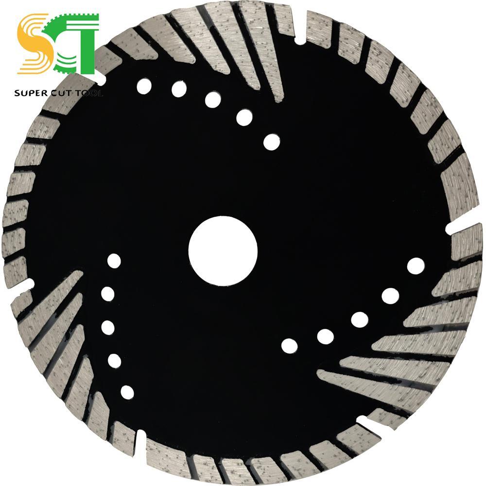 Diamond cutting disc for stone&concrete&ceramic tile dry/wet cutting 5