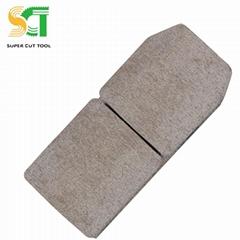 石材大板磨機的石材磨料金剛石布拉