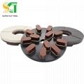 金刚石磨盘与树脂圆盘磨料用于花岗岩石材大板抛光 5