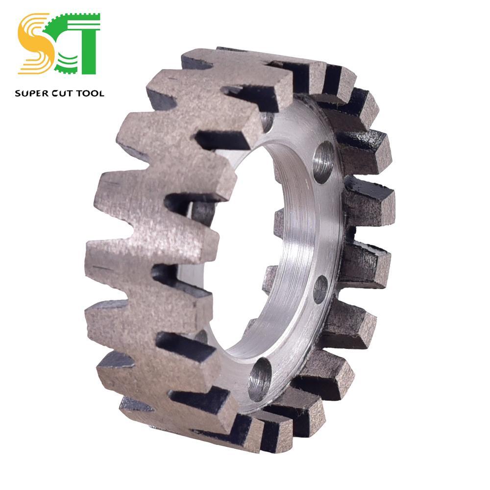 石材CNC加工机械用的各式样石材抛光打磨工具 2
