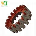 石材CNC加工机械用的各式样石材抛光打磨工具 4