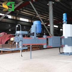 立式搖臂磨石機用於石板加工