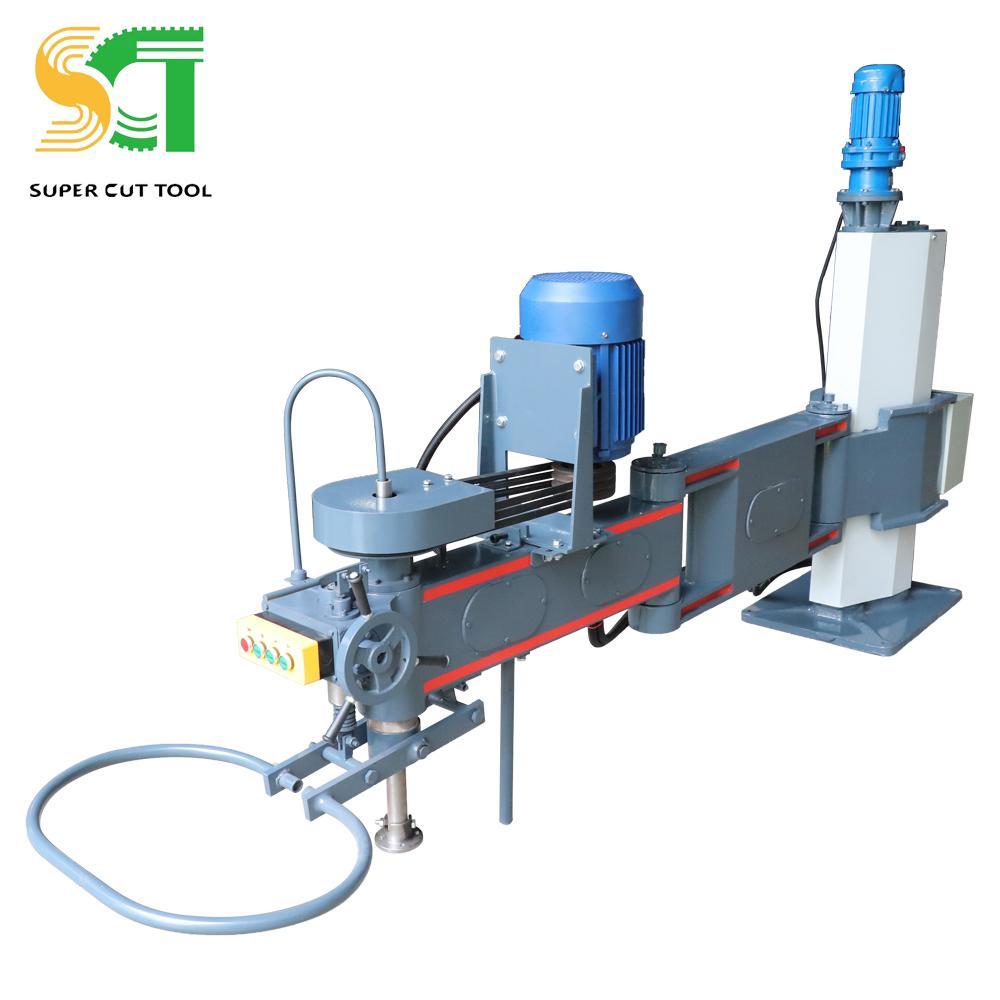 立式摇臂磨石机用于石板加工 2