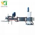 立式摇臂磨石机用于石板加工 3