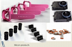 silicon parts injection molding