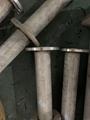 不锈钢单法墙管