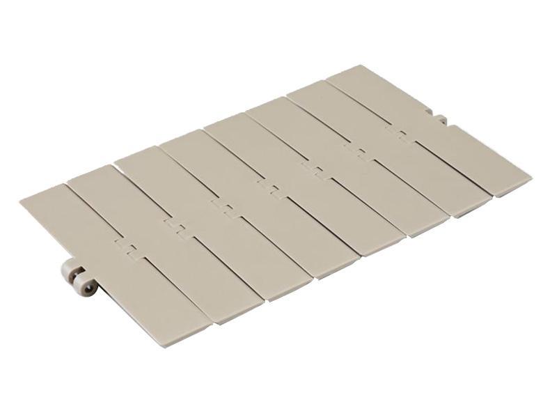 塑钢POM输送带链板平顶直链H820 5