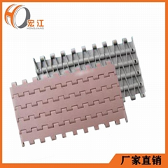 Manufacturers food conveyor accessories POM module network chain
