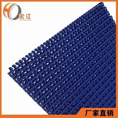 Flat - lattice air - permeable water filter POM plastic mesh chain
