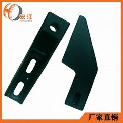 機械設備配件固定護欄塑料尼龍支架