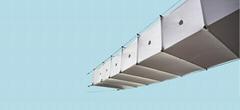 Returnsox™ Fabric Exhaust Air Duct