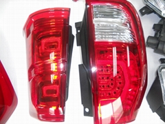 OEM prototype car parts Custom made car head lamp lightig parts
