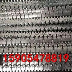 RV6碳鋼皮帶扣 輸送帶扣 連體皮帶扣
