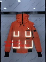 2020 Newest  CANADA Goose X OVO CHILLIWACK down jacket  winter jacket Wholesale