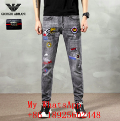 Wholesale fashion armani  jeans LV jeans high quality best prices