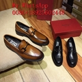 Wholesale top AAA men's Ferragam leather shoes Ferragam shoes high quality