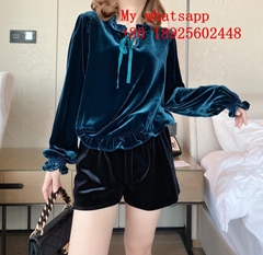 wholesale DIOR  women True Velvet original SWEATERS high quality best price