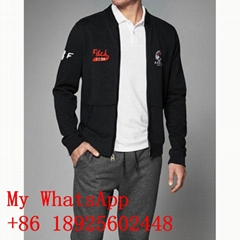 Wholesale Abercrombie&Fitch sport suit AF tracksuit AF Men sweater best price