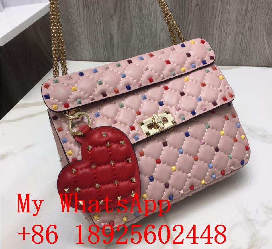 TOP 1:1 quality Valentino handbags best price Valentino bags Charming Silver