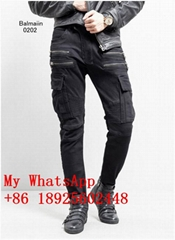 Wholesale fashion Balmain  jeans    jeans high quality best prices