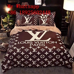 Wholesale    Bedding set of four  top quality    add wool bed sheet