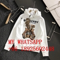 2021 newest BURBERRY  sweater fleece best price BURBERRY sweater fleece