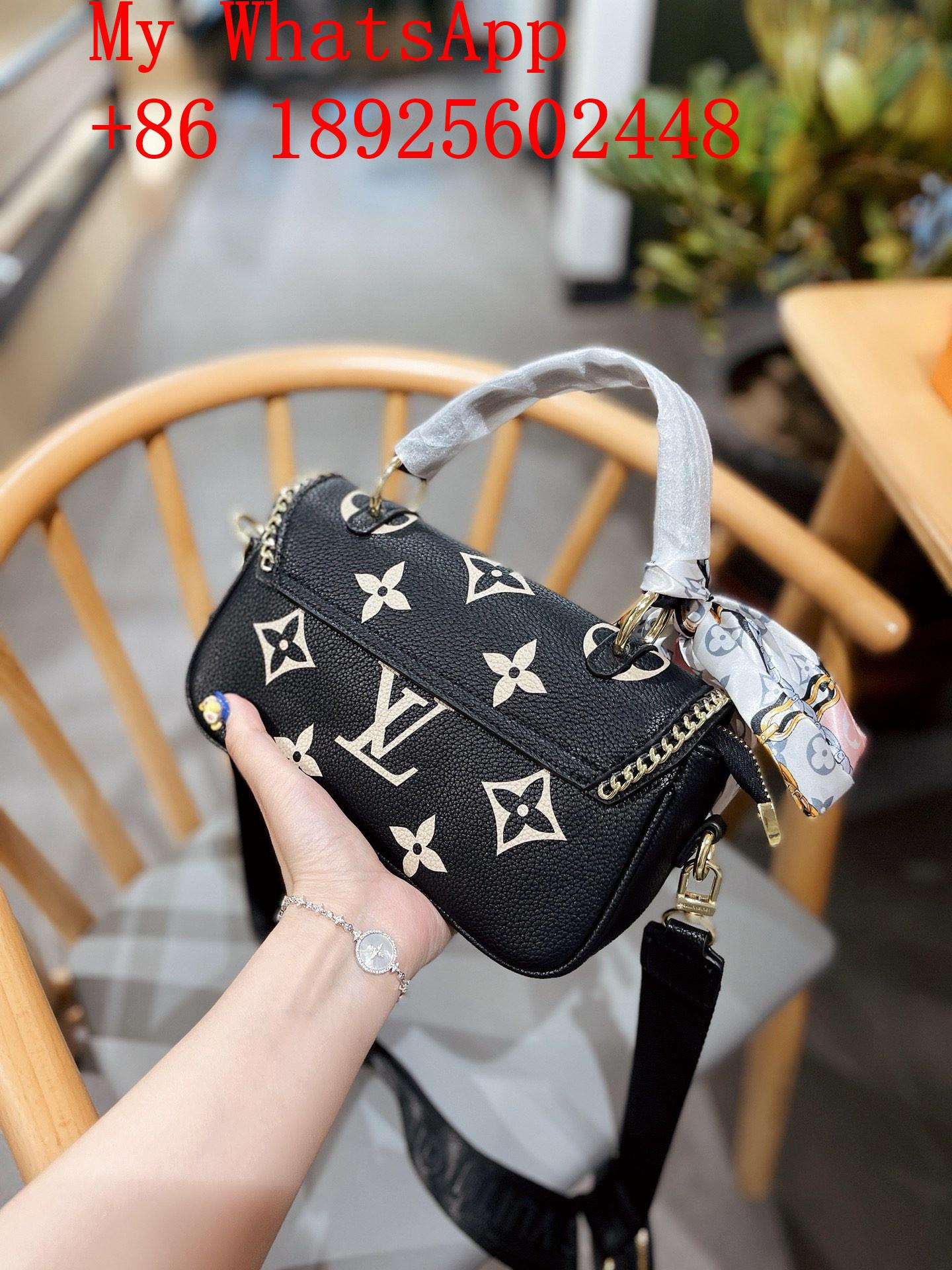 Wholesale 2021 Newest TOP1:1 LV Handbags LV Leather Bags best price