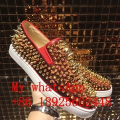 2021 Newest Wholesale top1:1 CL shoes louboutin sneakers high quality (Hot Product - 6*)