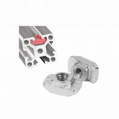 European standard aluminum profile fittings T-nuts special ship nuts for aluminu