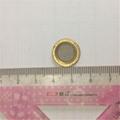 CNC machine filter vaccum cap filters brass edge filter screen