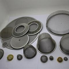 stainless steel filter twor shape mesh