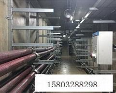地下管廊支架预埋槽钢托臂
