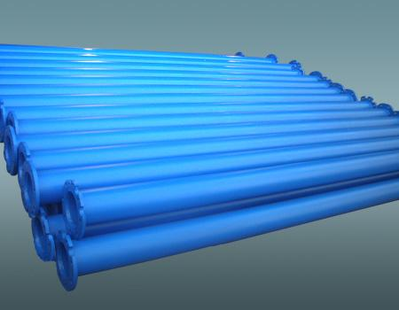 礦用遠程供液管路內襯不鏽鋼復合管 2