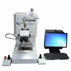 TST微焊點強度測試儀器高精度推拉力位移顯微力學試驗機